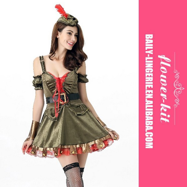 Wholesale Tigress Halloween Costumes Women Sexy Animal Fur Costumes