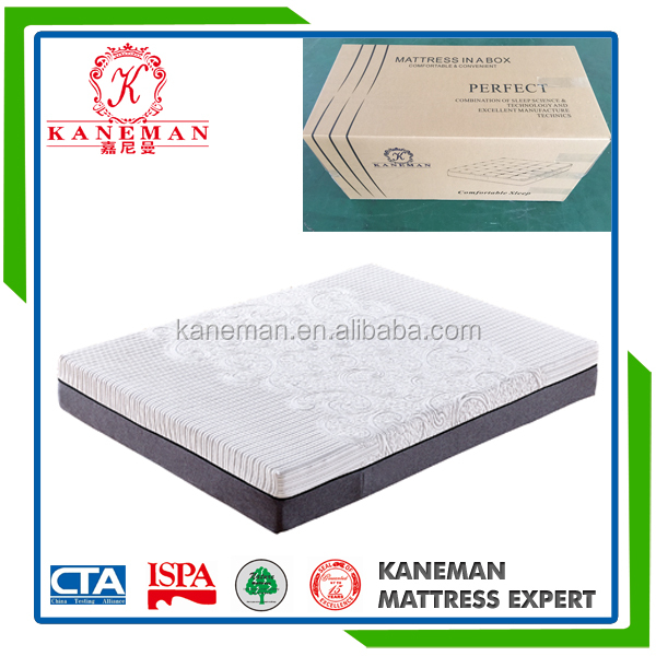 Wholesale elegant china mattress factory memory foam