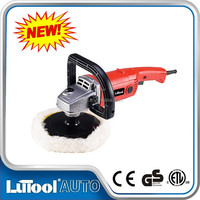 LUTOOL 180MM 1300W electric polisher polishing machine car polish
