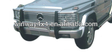 GRILLE GUARD FOR BENZ G-MODEL G-CLASS W463 G55