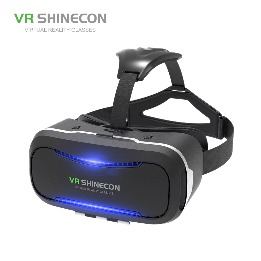 2016 Hot Selling Google Cardboard Virtual Reality 3D VR BOX 2.0 for Japan free videos