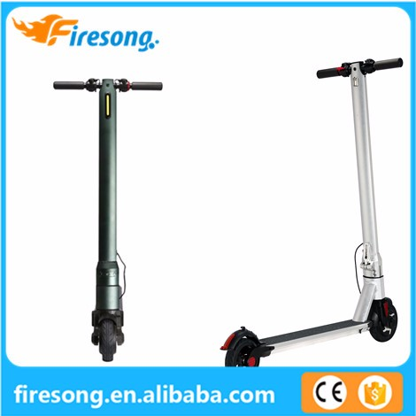 2017 Factory Price 2 wheel e Scooter Foldable Electrical Scooter for Adults