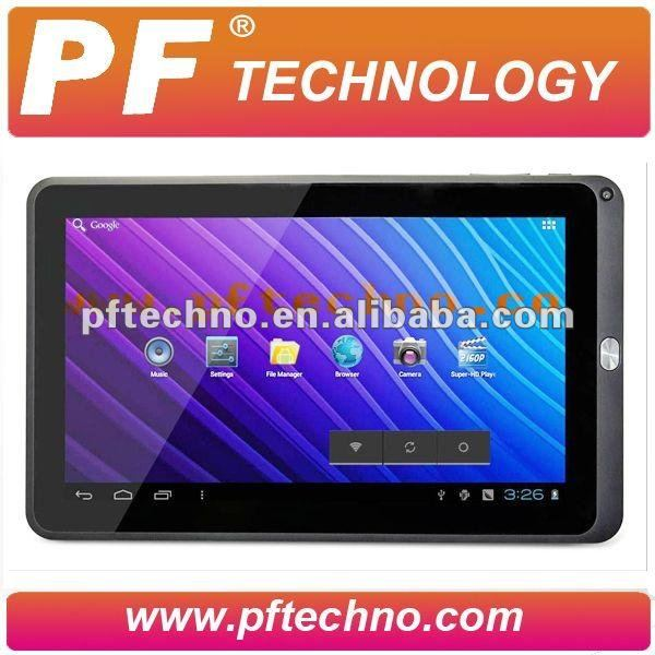 google android 4.0 tablet pc netbook mid 10 inch top size