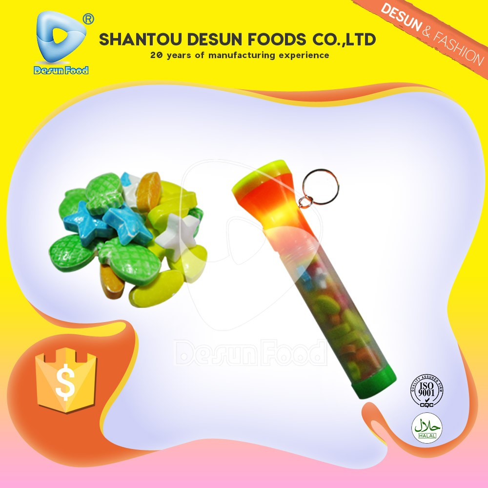 Lighting Torch candy toy