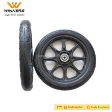 12 inch PU Polyurethane Filled Airless tire tyre