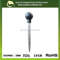 Plastic +silicone material Turkey Baster with Cleaning Brush