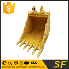 excavator quarry bucket rock bucket for Hyundai R 220