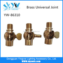 High Quality Brass Swivel Joint For Lamp