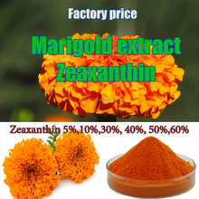 Natural Marigold extract 5% 60% Zeaxanthin powder