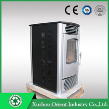 High quality small wood pellet stove modern pellet stove