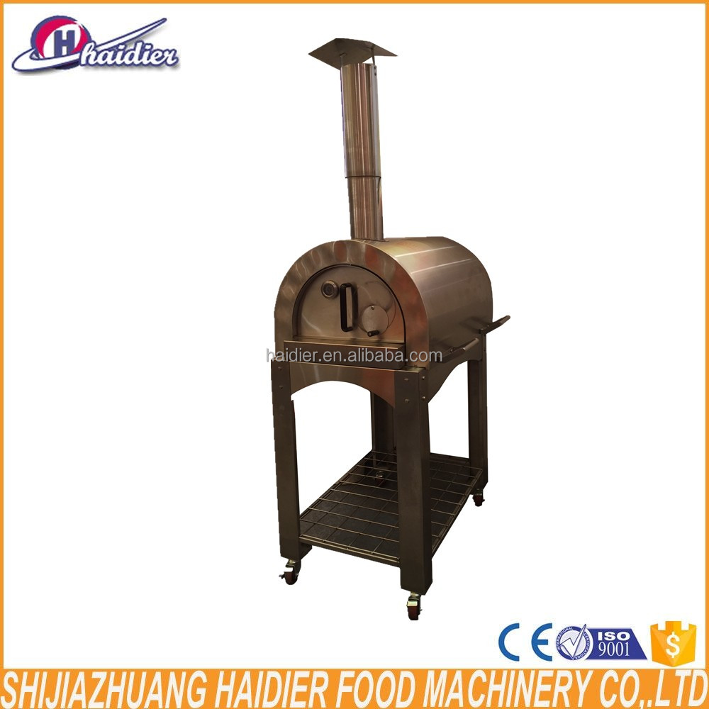 commercial outdoor wood fired wood burning pizza oven