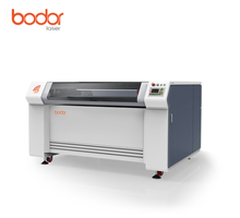 Small size CNC CO2 laser engraving and cutting machine for wood and leather from Bodor China laser 100w 150w