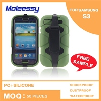 Security cell phone case for samsung galaxy s3 mini i8190
