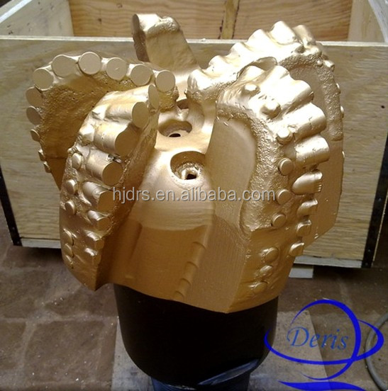 china supplier produces diamond cutter pdc oil drill bit for water and oil well drilling equipment for sale