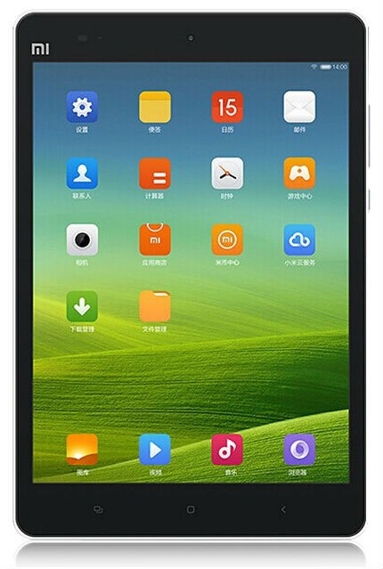 Cheapest 7.9 inch quad core CPU tablet pc