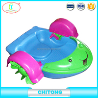 Hand Cranking Hand Paddle Boat For Kids