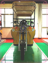 2017 India electric rickshaw, adult passenger tricycle, battery rickshaw