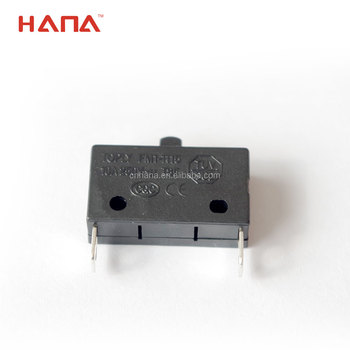 HANA mini micro switch for hair dryer