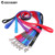 Top Sale Nylon Traffic Leading, Double Handles Dog Lead for Large Dog, Safe Reflective Padded Dog Leash