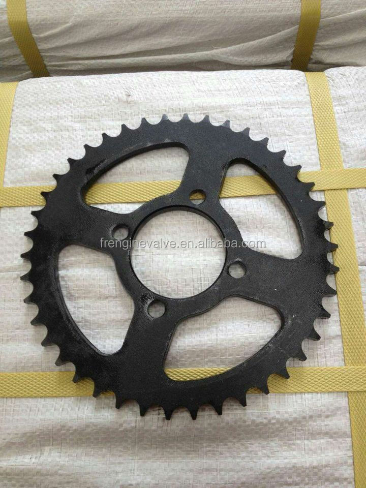 Motorcycle Bajaj CT100 Chain Sprocket