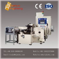Beijing KSHS HDG-585 CNC control horizontal double side grinding machine
