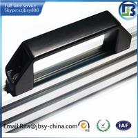 3d printer parts black plastic door handle for V slot profile factory price China