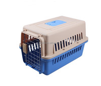 Plastic pet flight case pet flight box