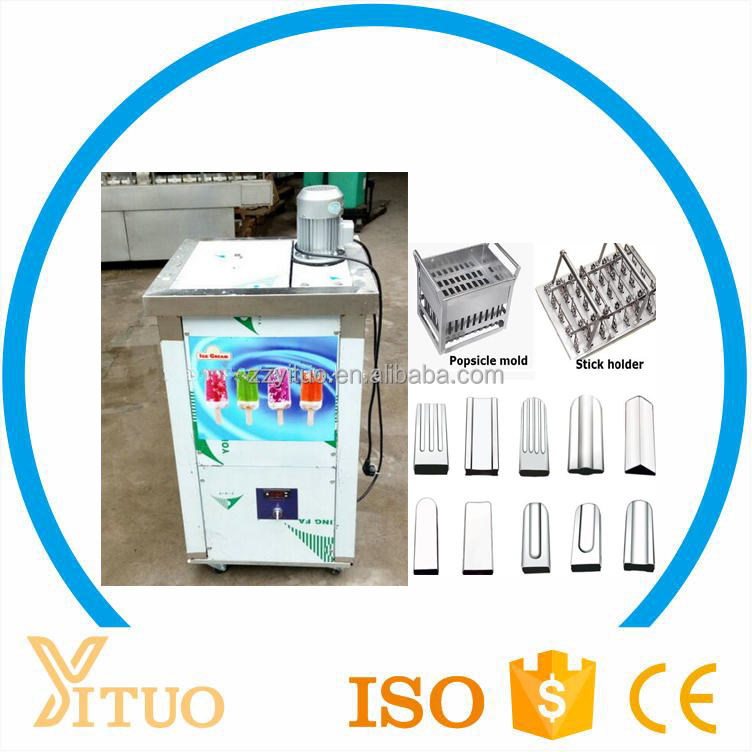 Good Price Single Mould Popsicle/ Ice Lolly Machine
