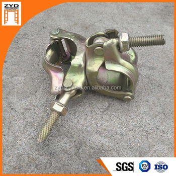 Factory Direct Types Of Scaffolding Couplers