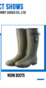 OEM Service Cheap Price Ladies Half Printed Beautiful Rubber Rain Boots