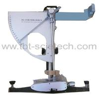 British Pendulum skid resistance and friction tester