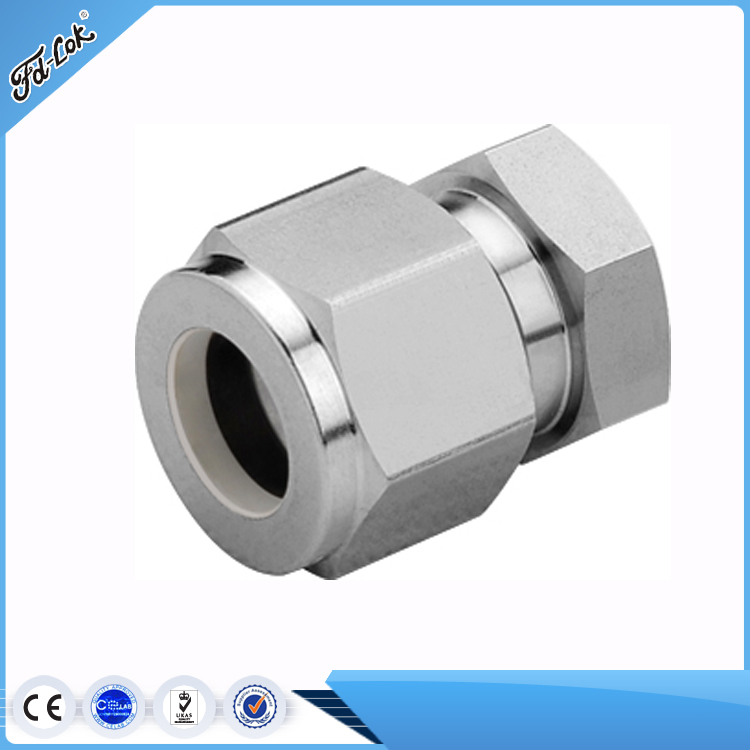 stainless steel square tube amd pipe fitting end cap