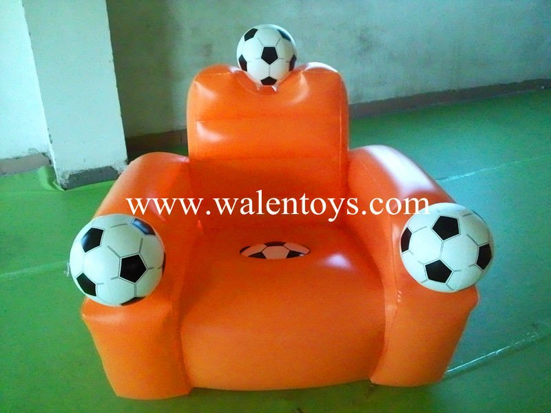 inflatable children chair
