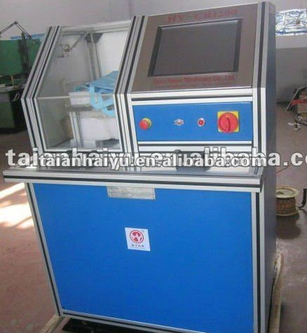 computer display,iron operating platform,High Pressure Common Rail Injector Test Machine