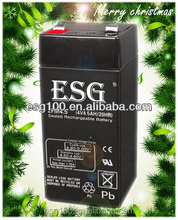 6v rechargeable lantern battery 4.5ah