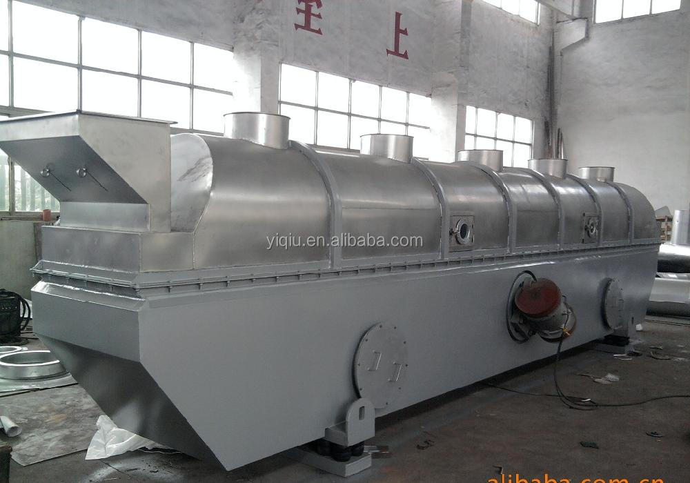 Ferrous sulfate drying machine/fluidized bed dryer