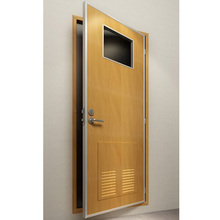BOCHI A60 Marine Cabin Single-leaf Fire Rated Door
