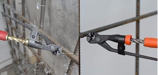 Rebar Draht Beton Verdrehen Binden Stahl Befestigung Fixer Werkzeug ...
