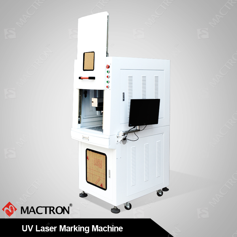 355nm Micromachining UV Laser Engraving Machien and UV Laser Marking System