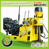 Best Quality 600m Depth SPT Equipment Soil Investigation Drilling Rig Mud Pump Water Well Drilling Rig