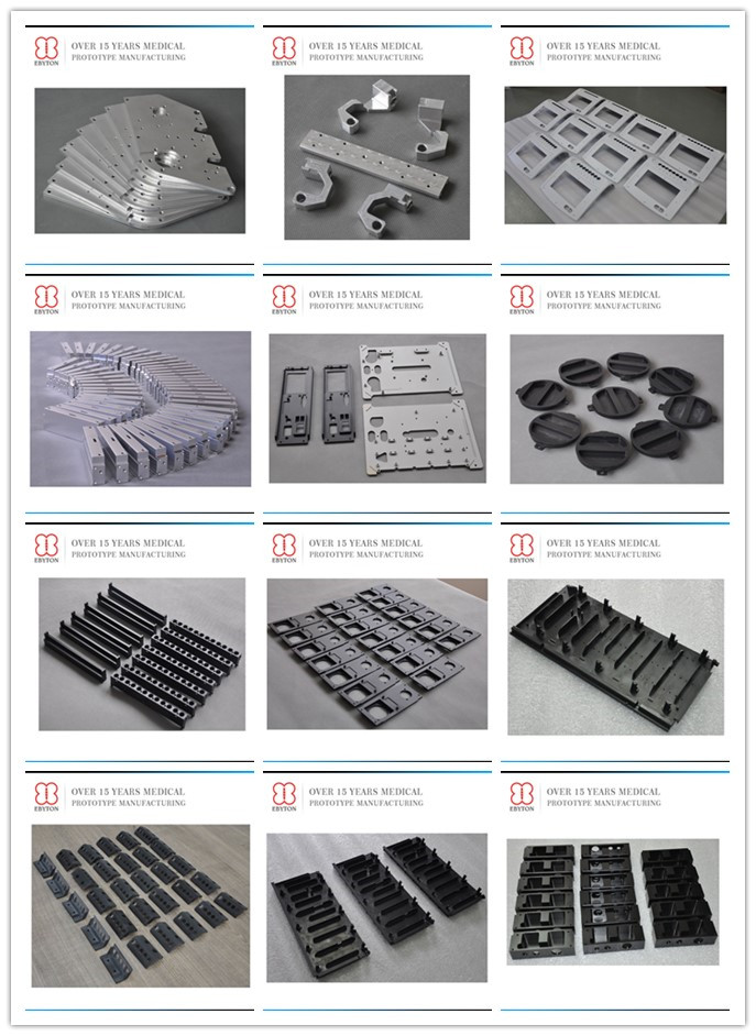 High Precision CNC Turning Machined Aluminum Parts