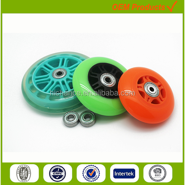 608zz bearing scooter parts adult kick scooter wheels