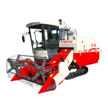 Price of 98HP 1.4m3 Grain Tank Kubota Type Small Rice Wheat Harvester Combine