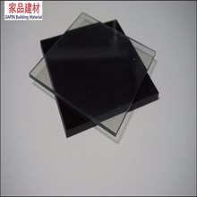 6mm brown polycarbonate sheet for greenhouse