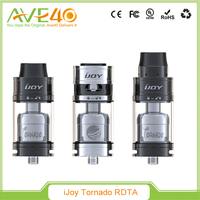 2016 Genuine --IJOY Tornado 300W Capable Two Post RDTA & Solo Mini Stock Offer