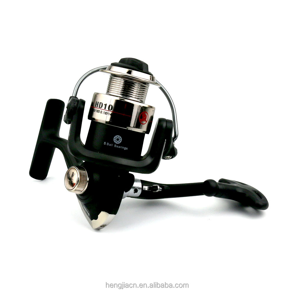 PHD10 CATKING Foreign <strong>Trade</strong> Advanced engineering plastics fishing reel 1000 series Spinning Fishing reels