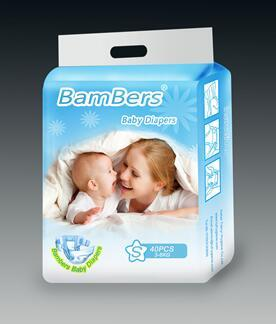 Factory price high quality hot sale baby diaper