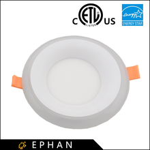 Ephan Dual Color Segmental Dimmable Led Panel Light Ceiling Price