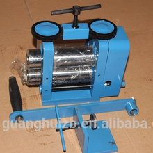 Hand Rolling Mill Pressing Pieces for Jewelry Tools Accessories