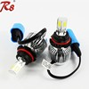 Newest A336 9004 led headlight car 3300LM 36W led head lamp all in one car led headlight